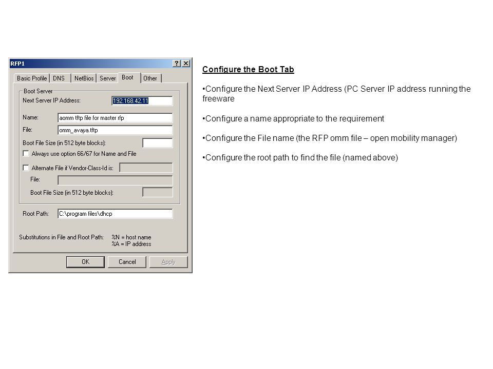 DHCP Server Set Up  - ppt video online download