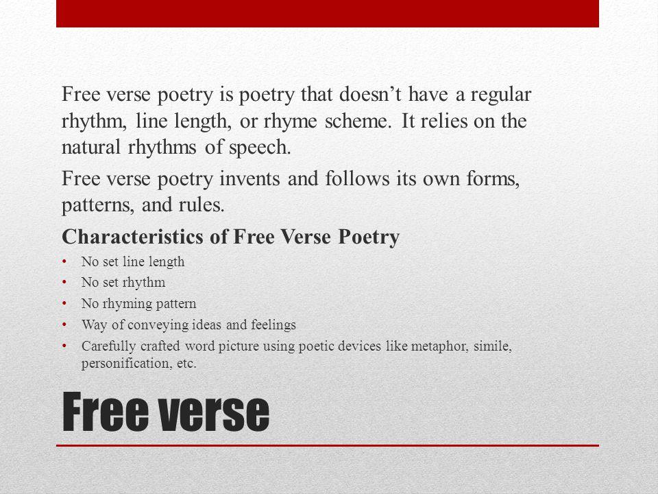 personification poem ideas