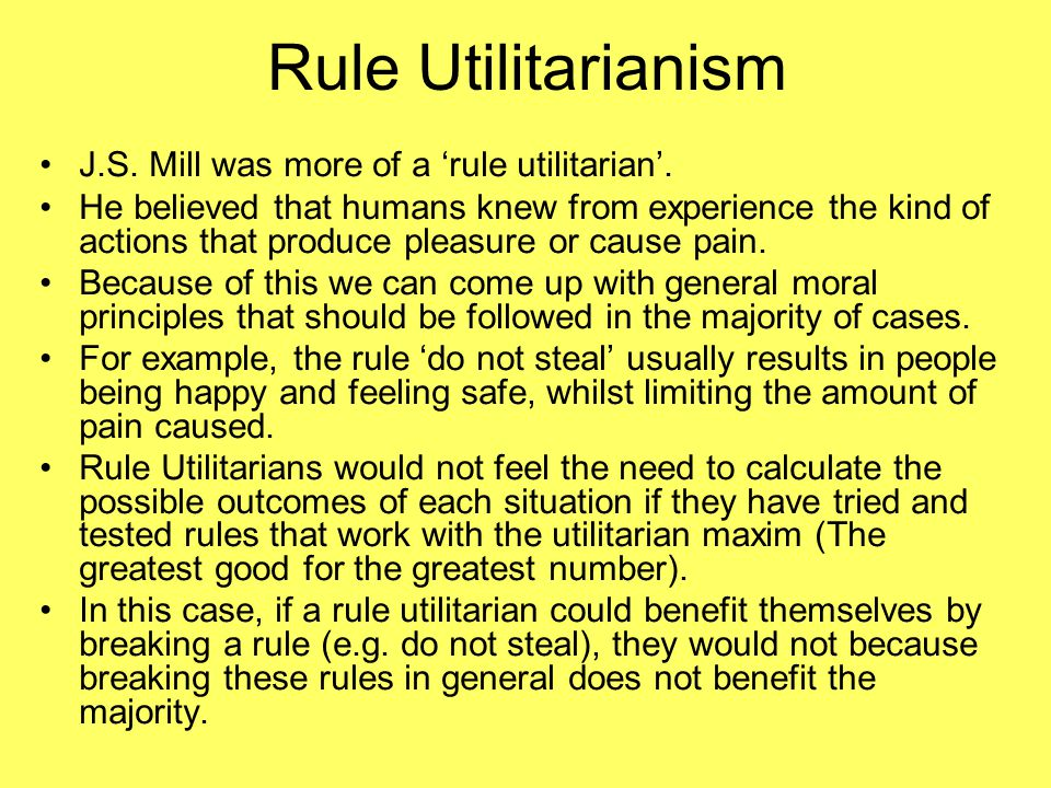 Utilitarianism Guiding Principle Ppt Video Online Download