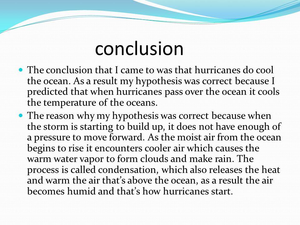 conclusion of hurricane katrina
