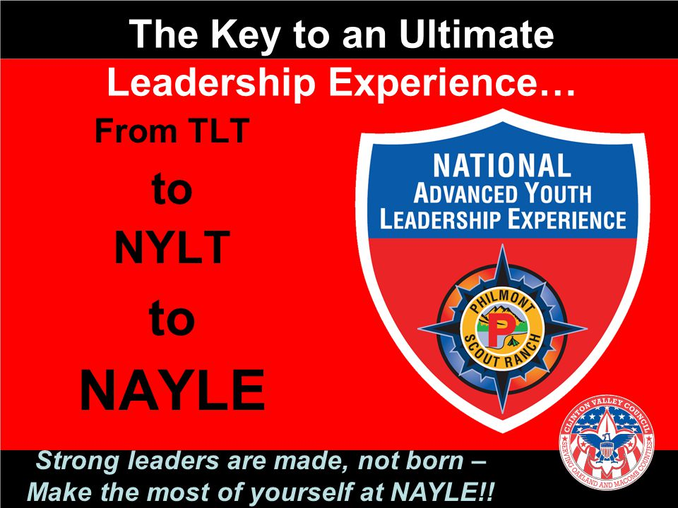 The Key to an Ultimate Leadership Experience…