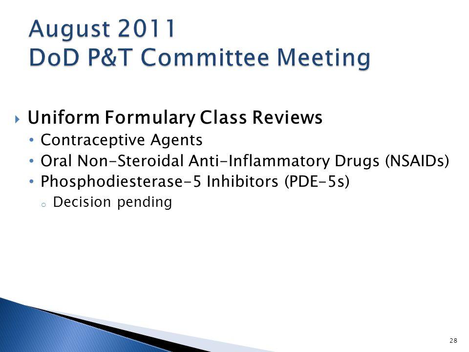 TMA DoD Pharmacoeconomic Center Fort Sam Houston, TX - ppt download