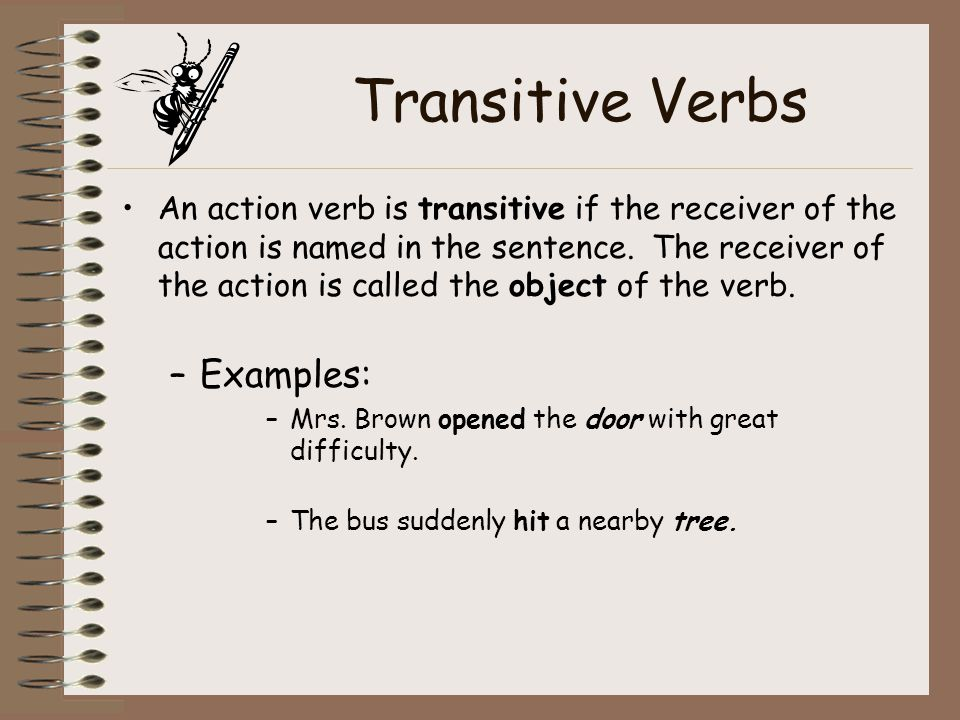 Action verbs linking verbs transitive/intransitive verbs ppt.