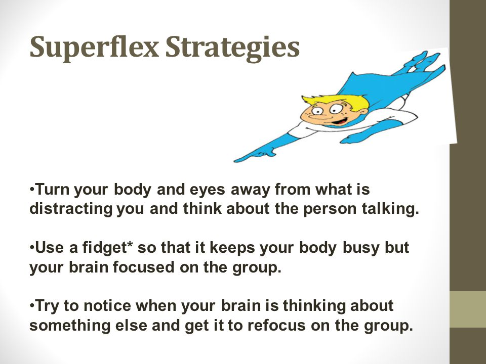 Superflex Superflexa Social Thinking Curriculum Written By Michelle