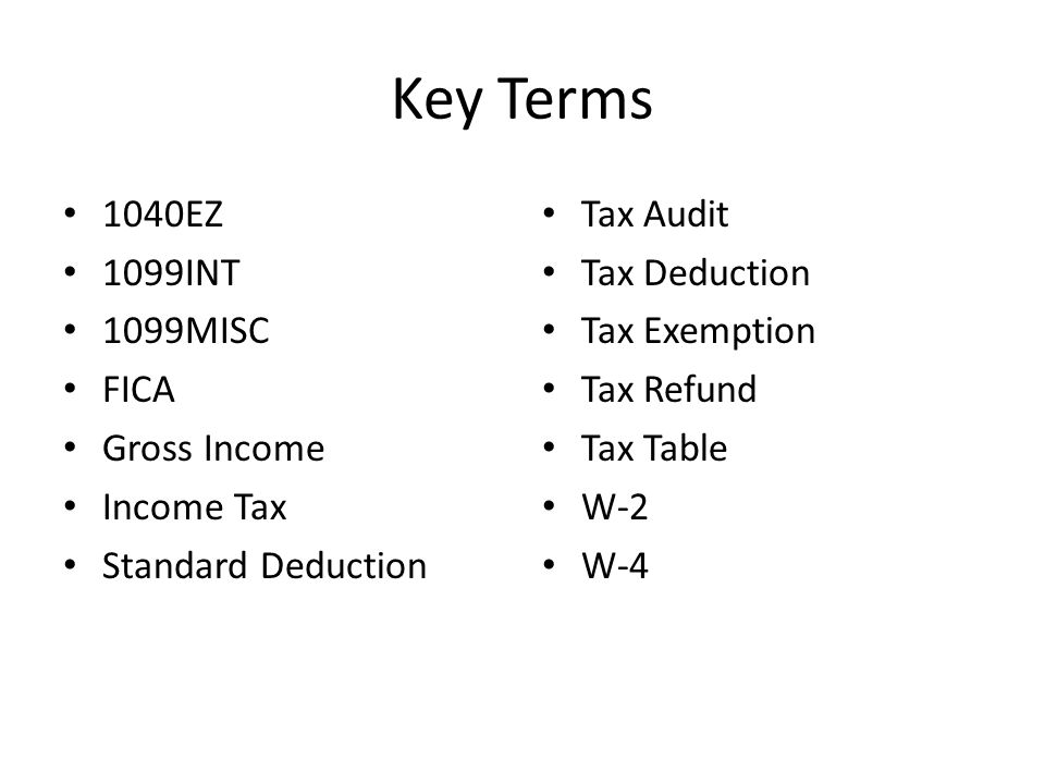 Lesson 12 Paying Your Taxes Ppt Download