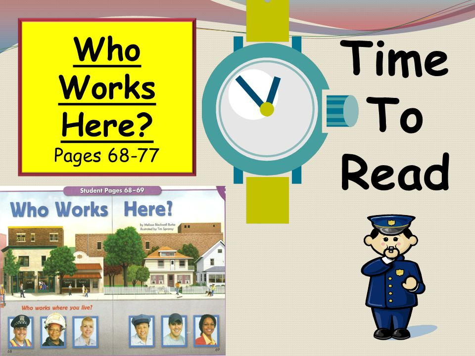 Who Works Here Pages Time To Read
