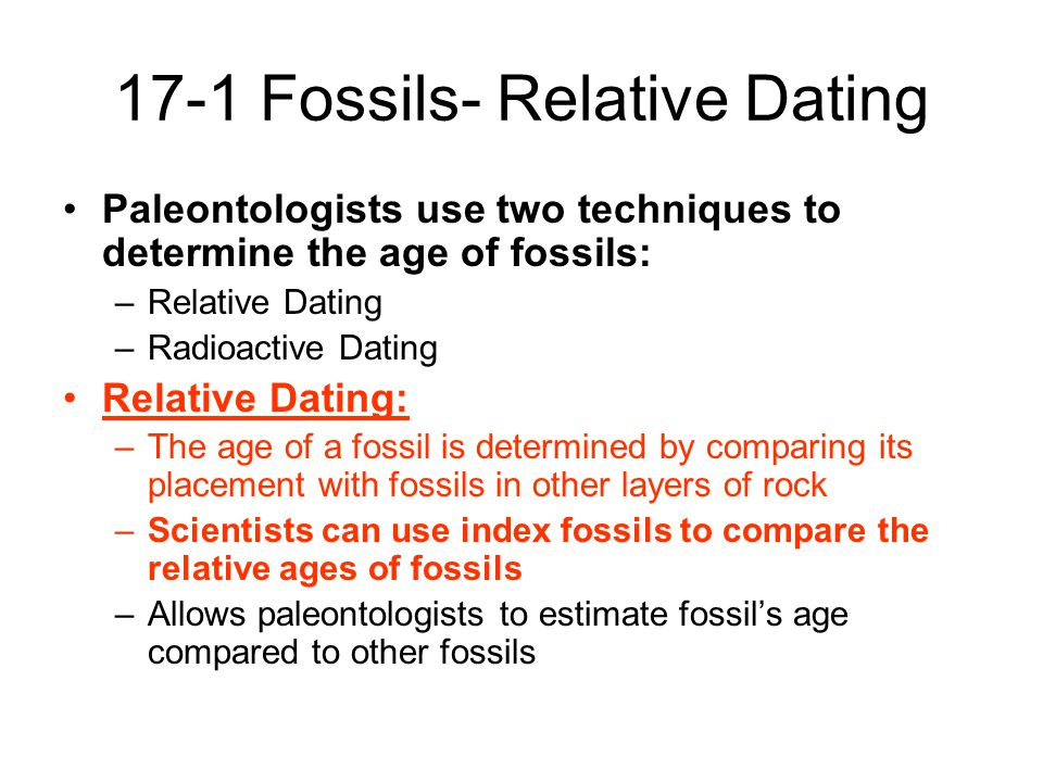 relative dating uses to estimate the age of a fossiloxygen magnesium dating