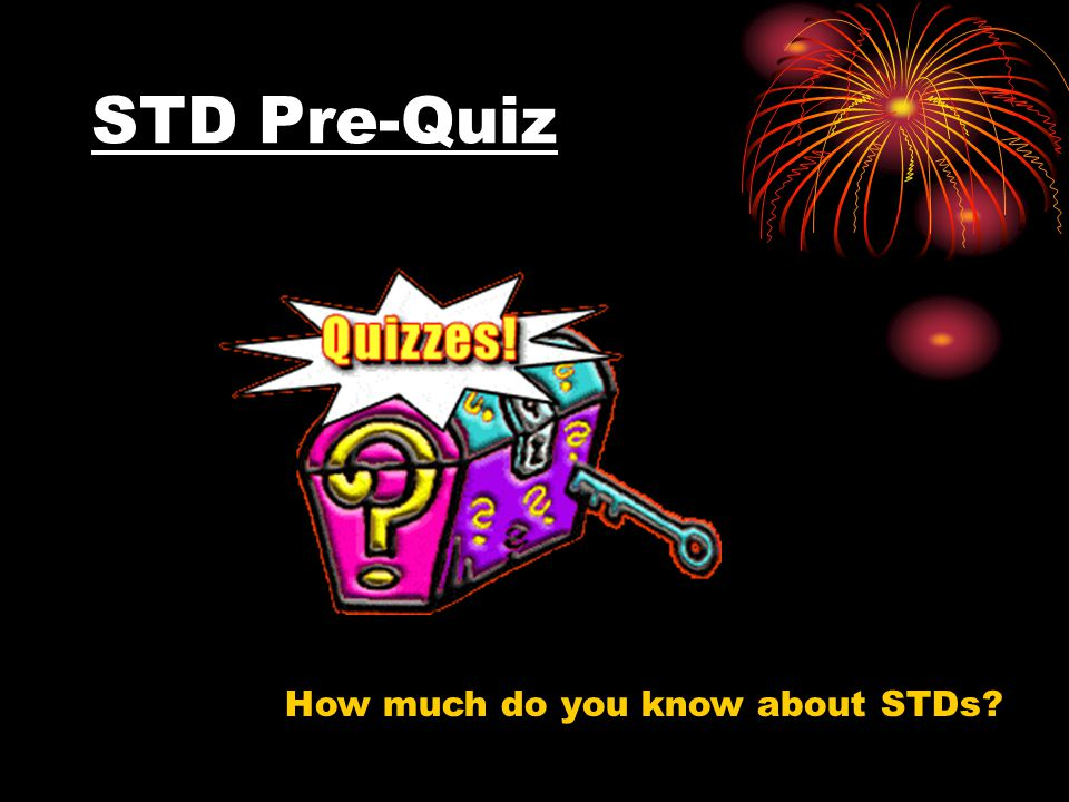 Sexually transmitted infections quiz