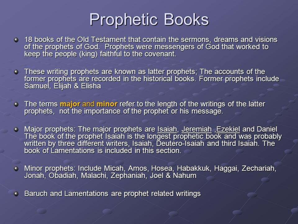 The Prophets Messengers of God  - ppt download