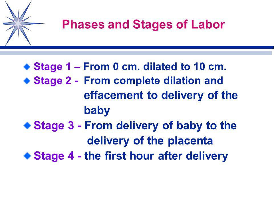 labor stages - Hizir kaptanband co