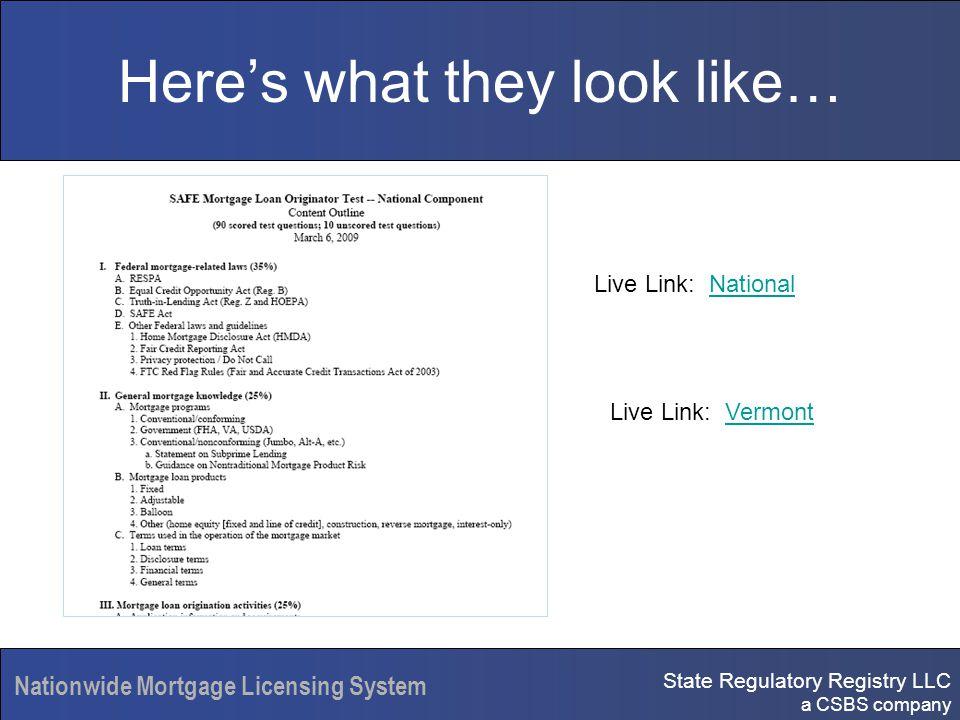 nmls testing education ppt video online download rh slideplayer com Find a Mortgage Broker FHA Mortgage