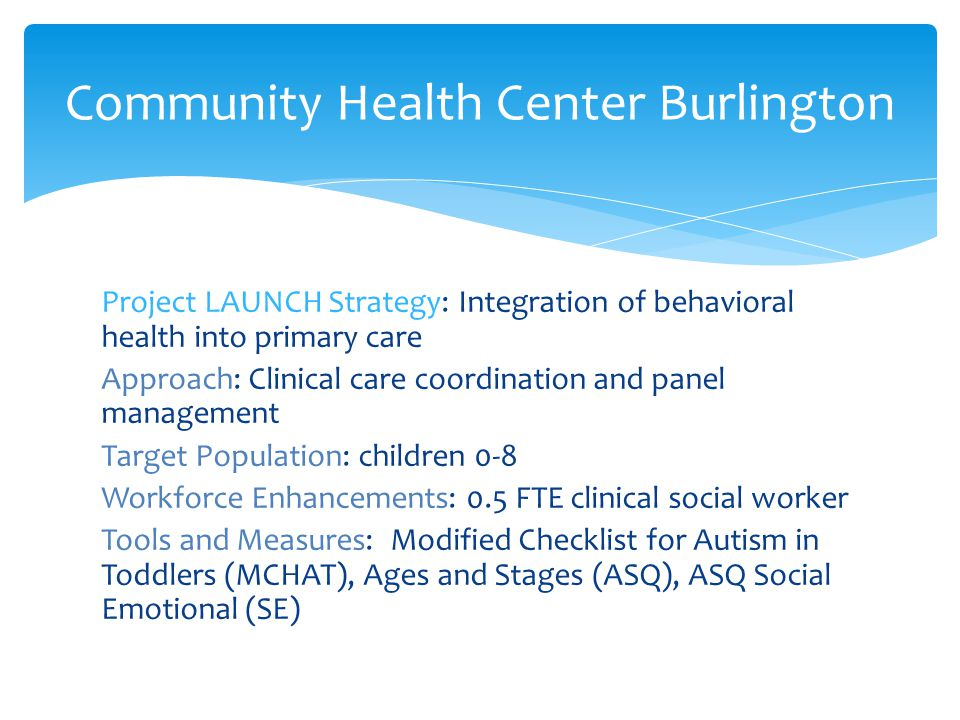 Community Health Center Burlington