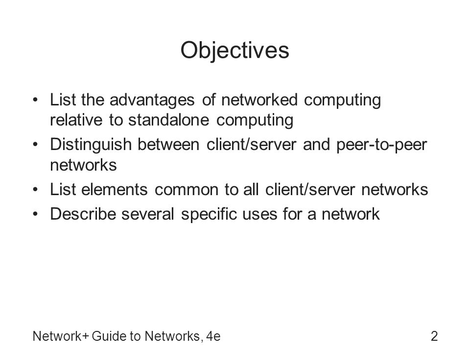 difference between client server and peer to peer computing