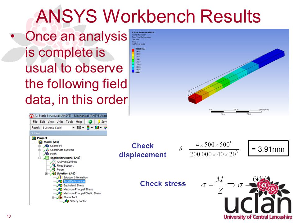 Fatigue analysis in ansys workbench
