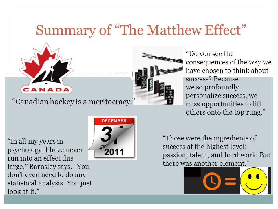 outliers malcolm gladwell analysis