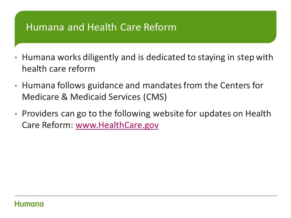 Humana Home Health Care Providers   www.allaboutyouth.net
