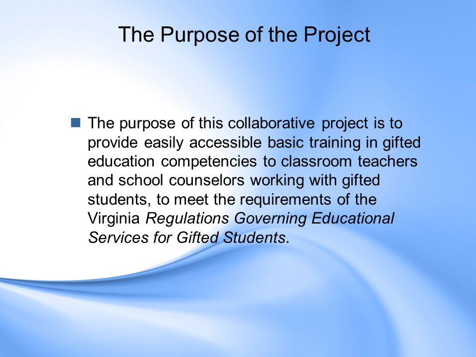 How Accessible Is Gifted Education In >> Introduction To Gifted Education Competencies Ppt Video Online