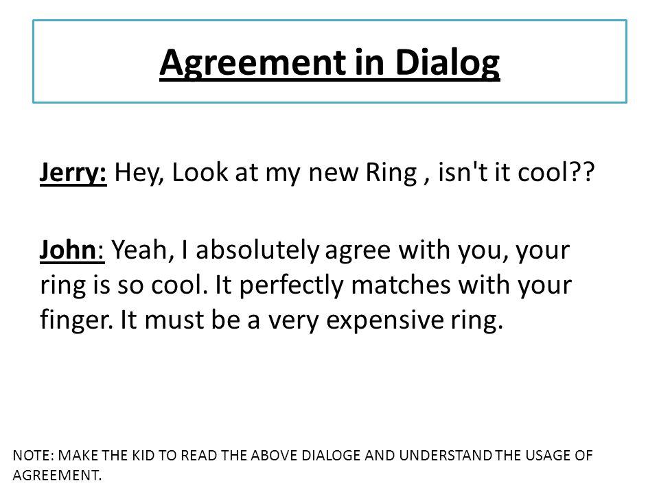 Agreement Disagreement Ppt Video Online Download