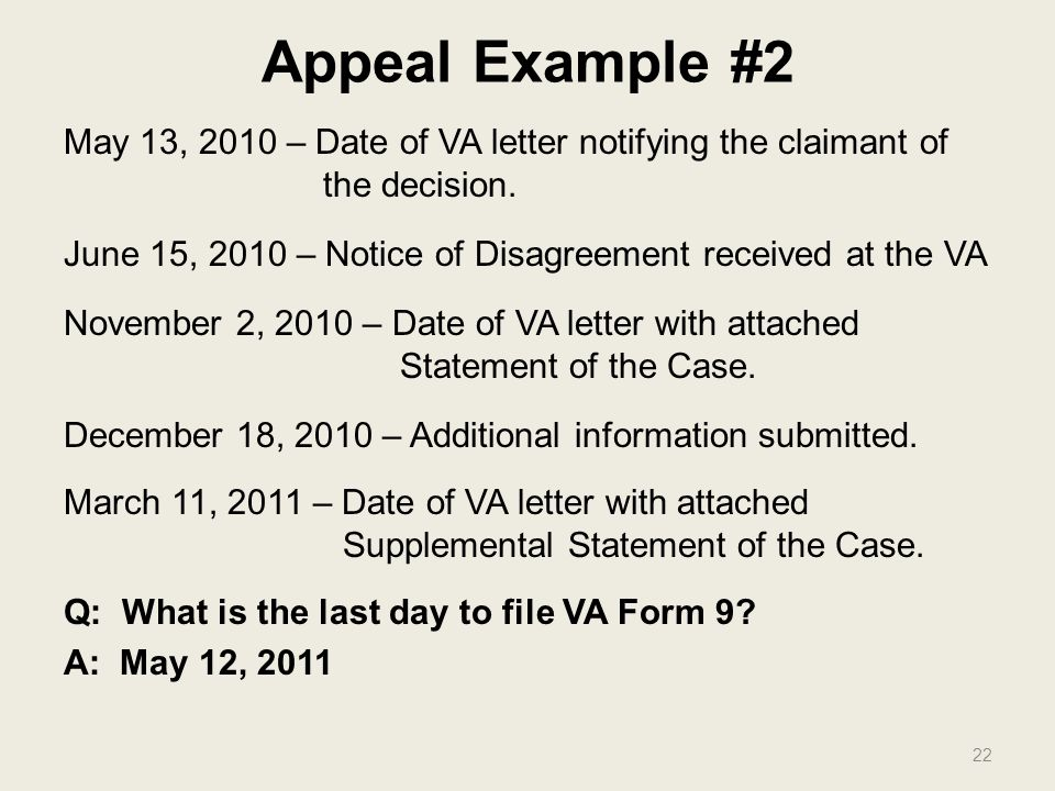 6 reasons to keep pursuing va claims and appeals after you reach.