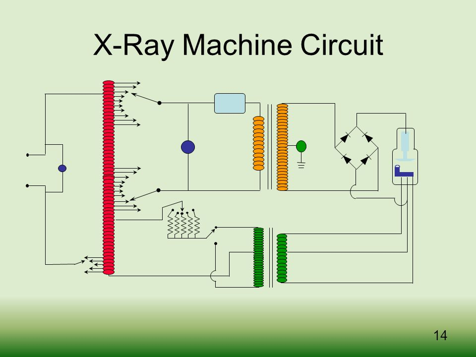 Circuitry function lets go back to the starting point ppt video 14 x ray machine circuit ccuart Gallery