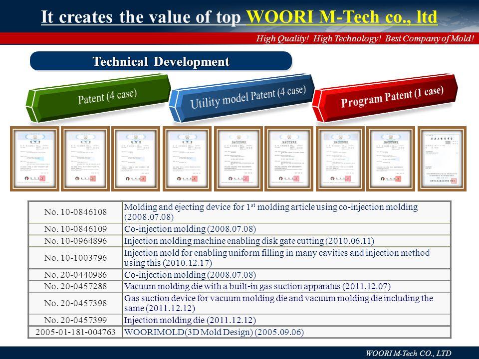 WOORI M-TECH CO , LTD SQ - Mark - ppt video online download