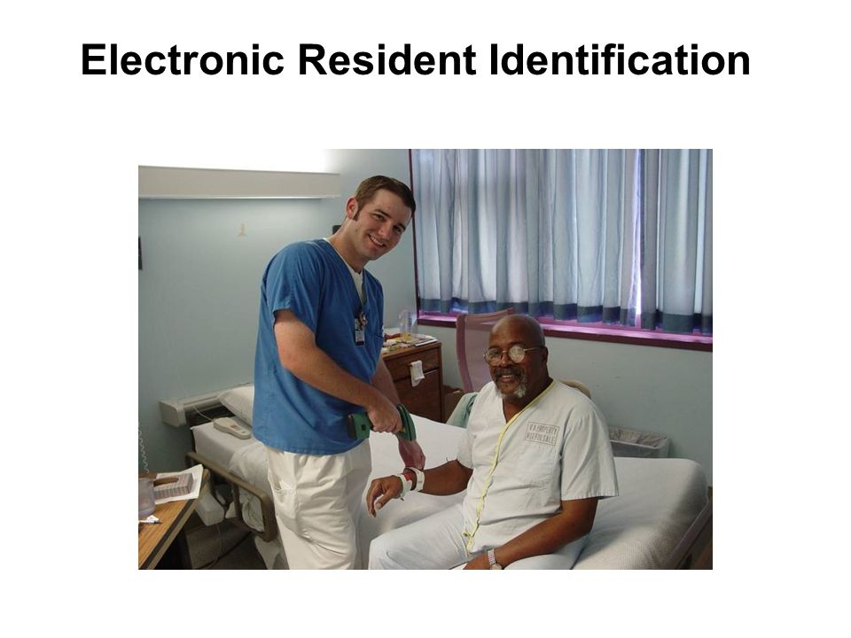 Electronic Resident Identification