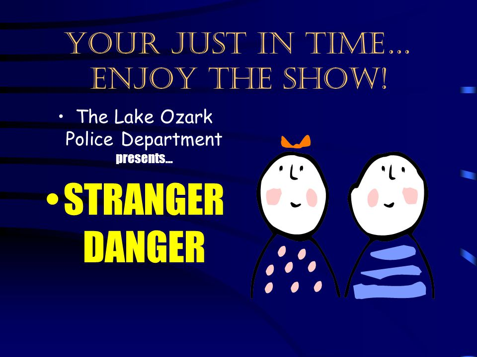 Your just in time… enjoy the show!
