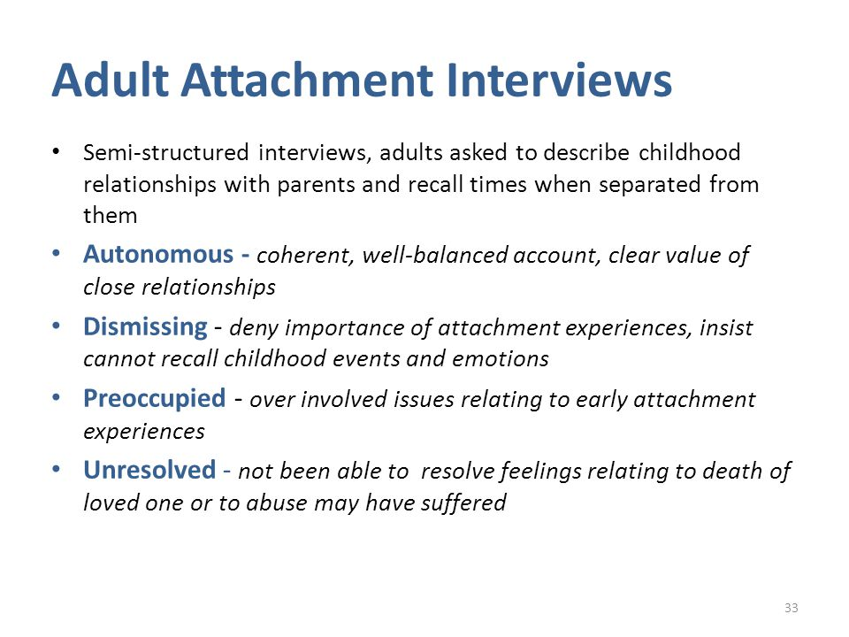 Adult attachment issues, tumblr bailey kline pussy