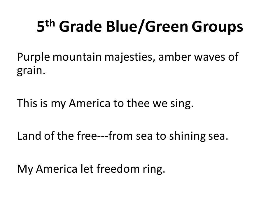 Lyric lyrics to majesty : My America. - ppt download