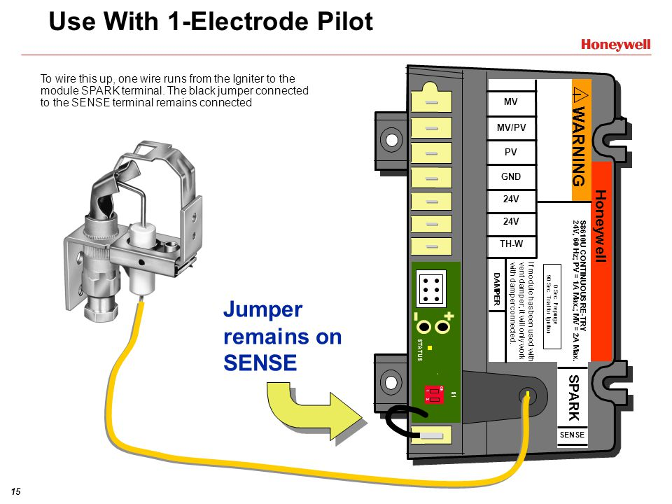honeywell ignition module wiring diagram daily update wiring diagram Honeywell S8610U Wiring