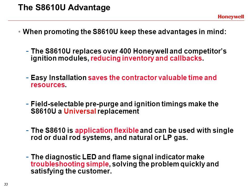 s8610u3009 universal electronic ignition modules training