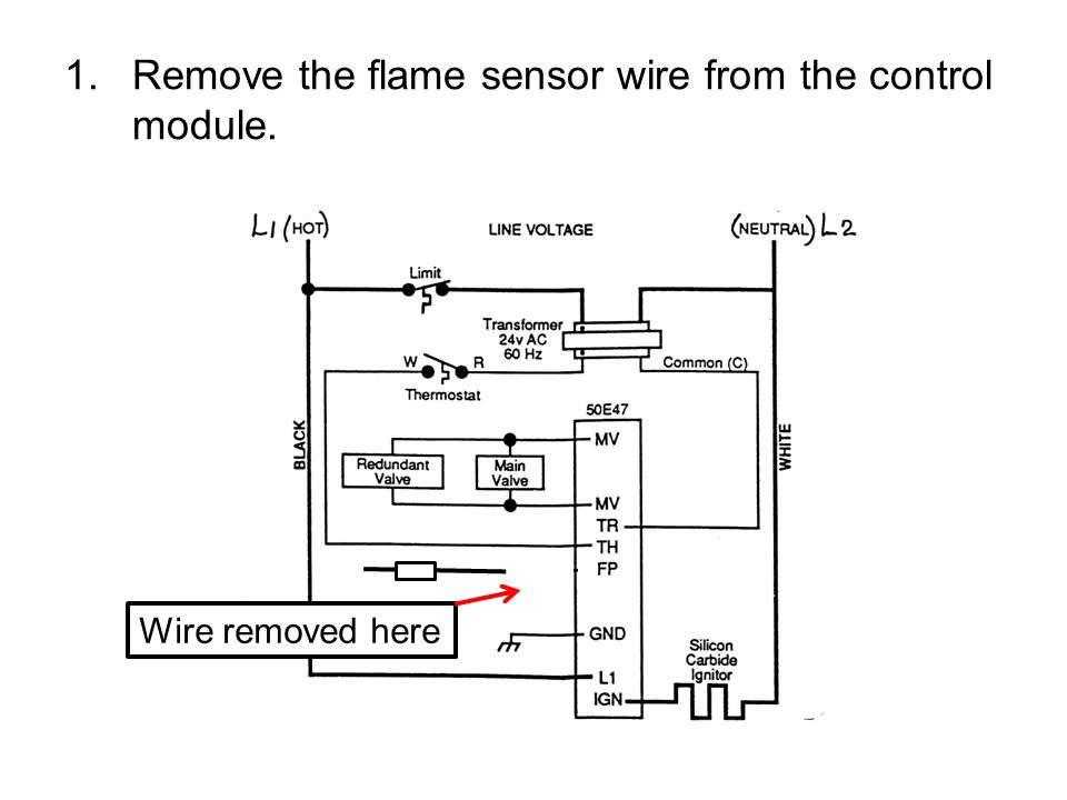 Magnificent Flame Sensor Wiring Basic Electronics Wiring Diagram Wiring Database Ilarigelartorg