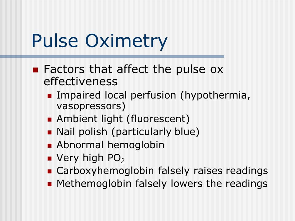 Does Nail Polish Affect Pulse Oximeter - Creative Touch