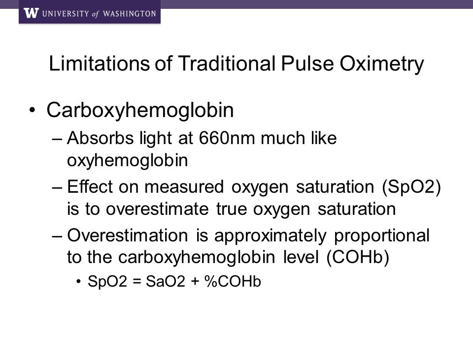 Advances in Pulse Oximetry - ppt video online download