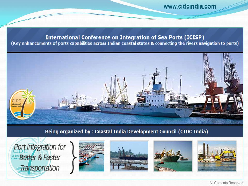 development of sea transport in india