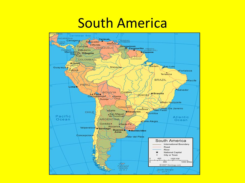 Latin America Chapter 9: Physical Geography of Latin America - ppt ...