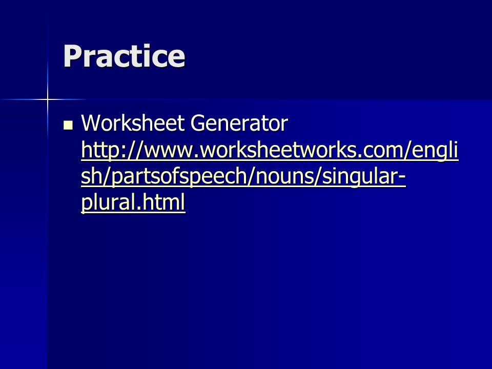 Worksheet Works Plural Nouns Kidz Activities. Plurals Ppt Video Online Download Worksheet Works Singular And Plural Nouns 4. Worksheet. Worksheet Works Proper Nouns At Clickcart.co