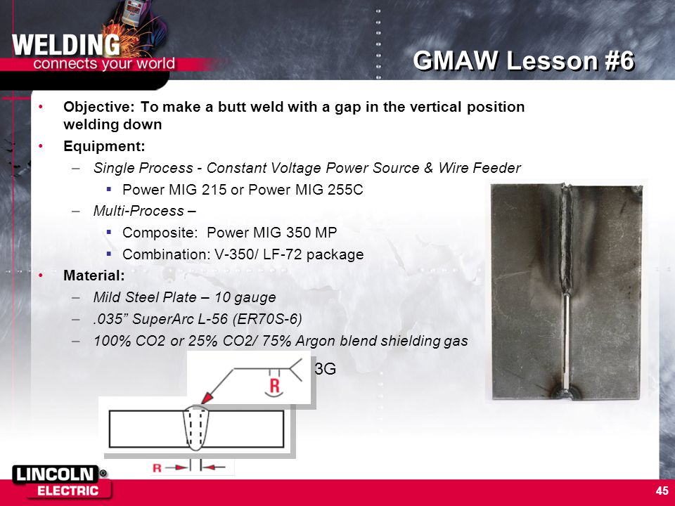Fantastic Er70s 6 Welding Wire Gallery - Wiring Diagram Ideas ...