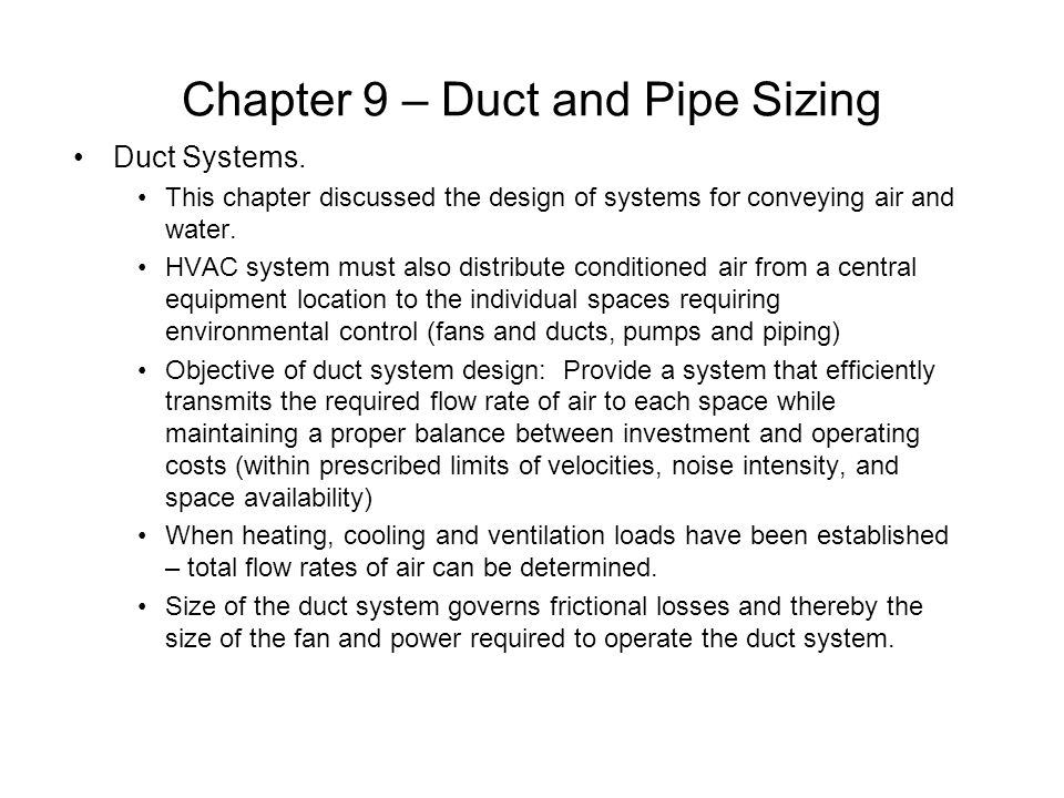 Heating and Air Conditioning I - ppt video online download
