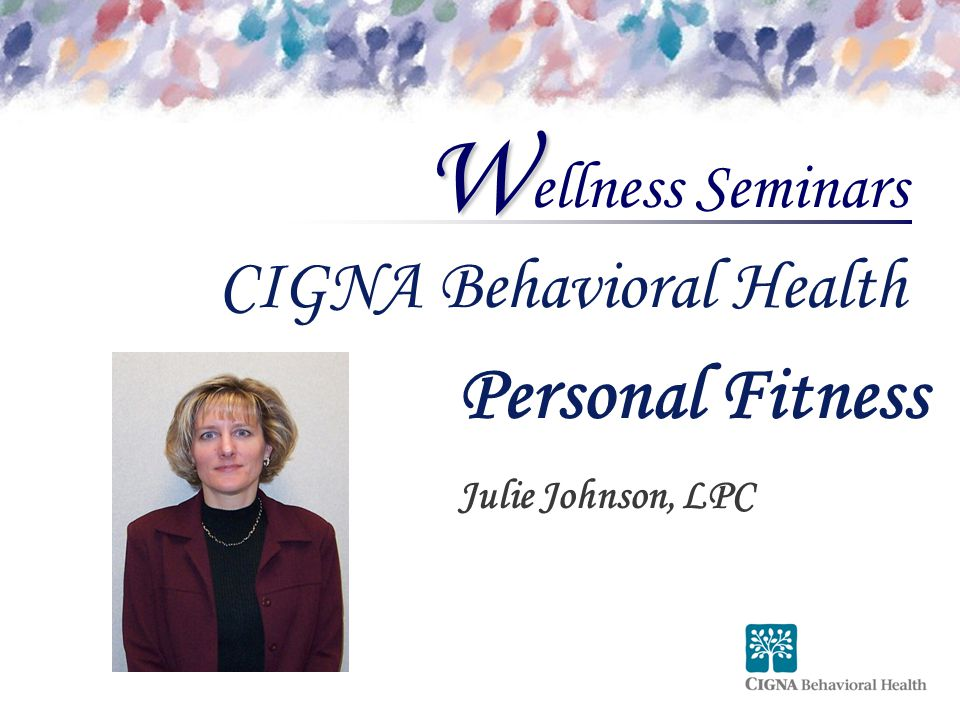 Personal Fitness Julie Johnson, LPC