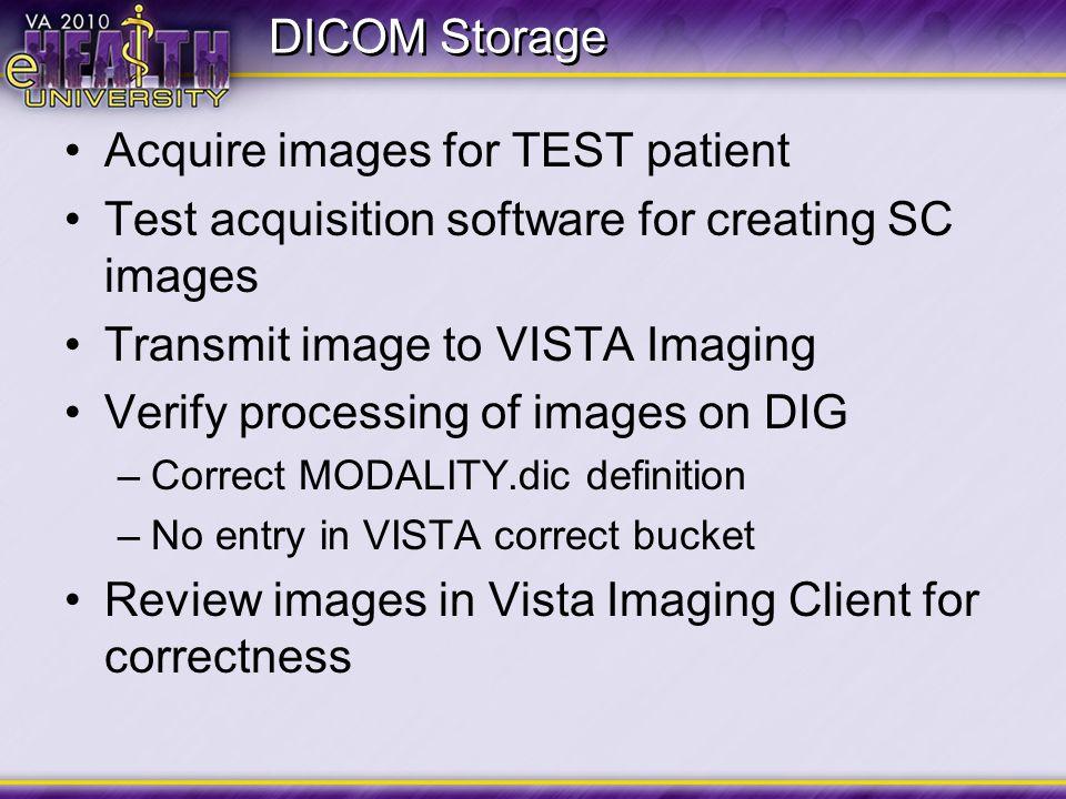 Endoscopic Imaging DICOM Capture Workstation for the capturing of ...
