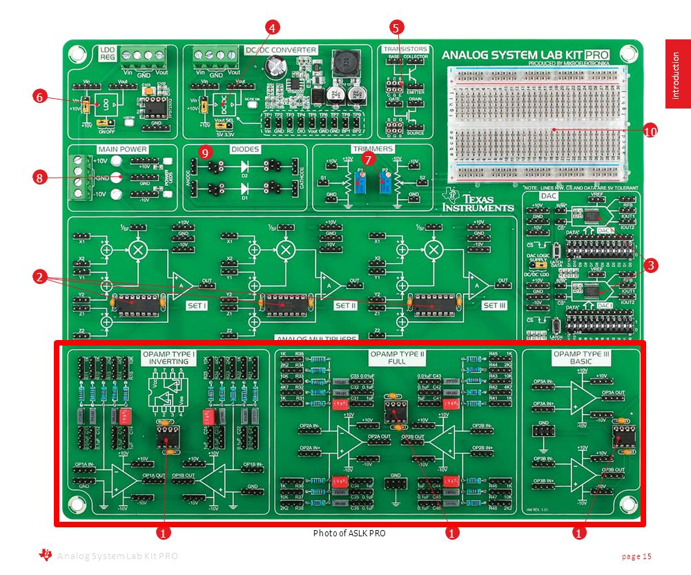 Analog System Lab Kit Pro Manual Ppt Video Online Download Op Amp Multivibrator Oscillator Electronics And Electrical Quizzes 11 4