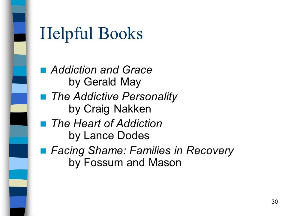 Addiction: ABC's and 123's - ppt video online download