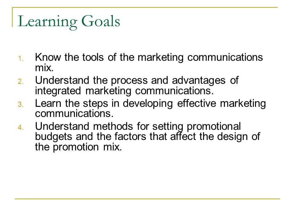 Integrated Marketing Communications Strategy Ppt Video