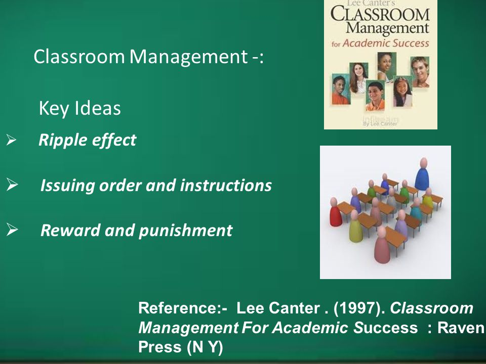 discipline and group management in classrooms pdf