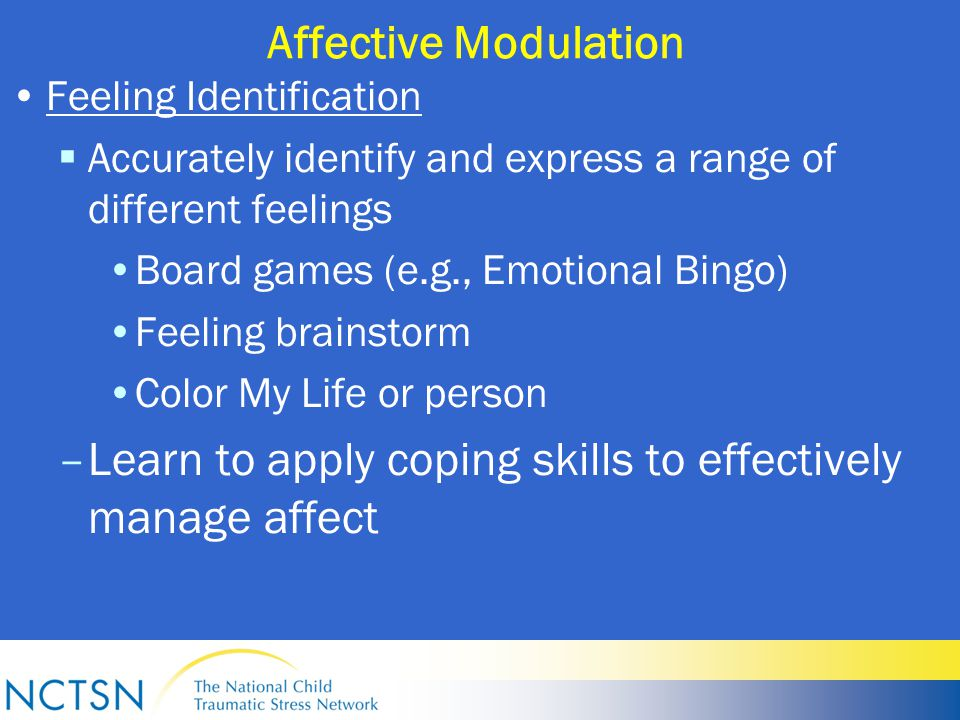 Trauma-Focused Cognitive-Behavioral Therapy (TF-CBT)1