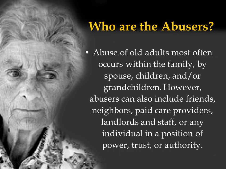 Who are the Abusers