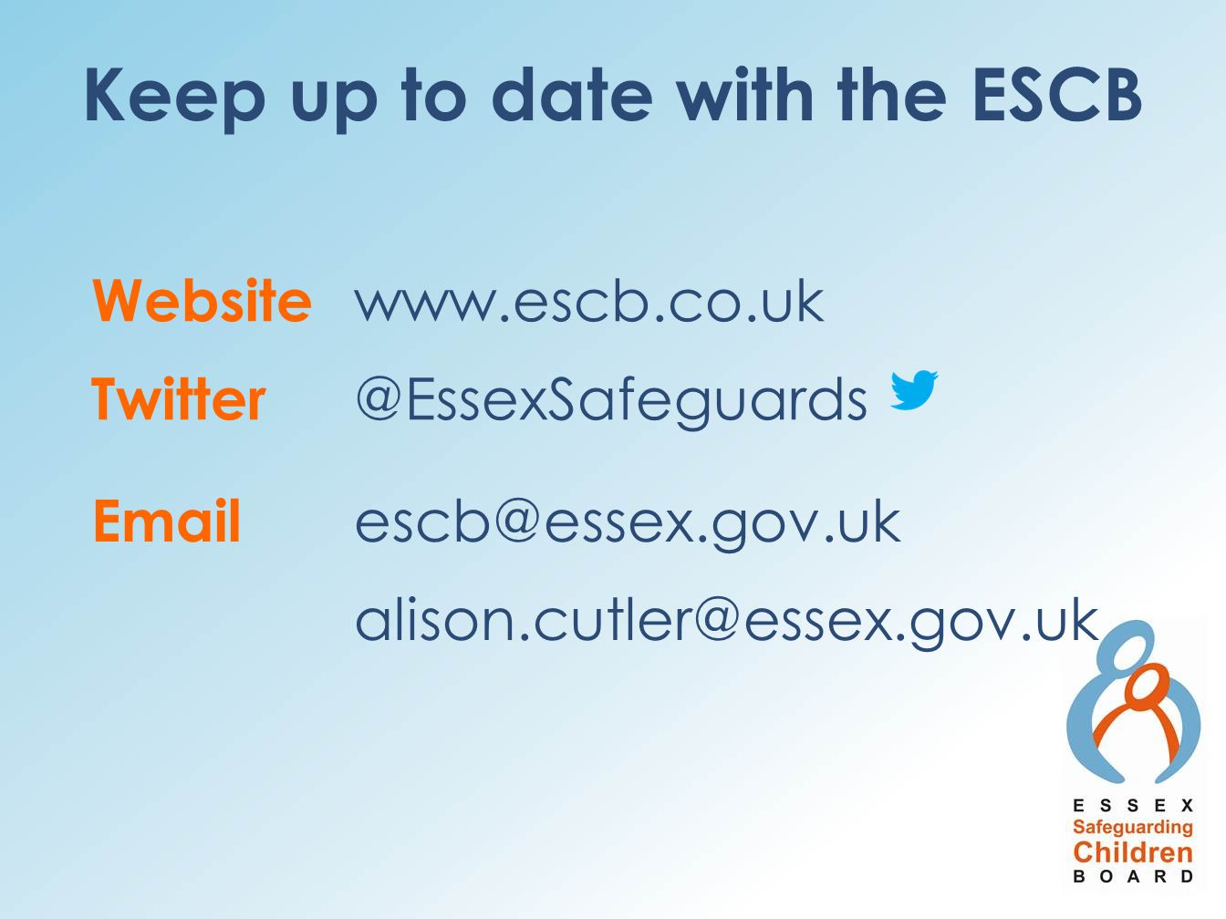 Keep up to date with the ESCB