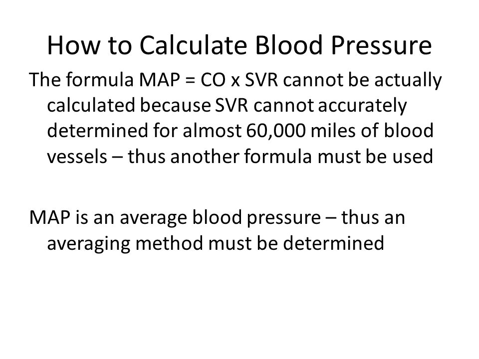 Blood Pressure Control - ppt video online download on
