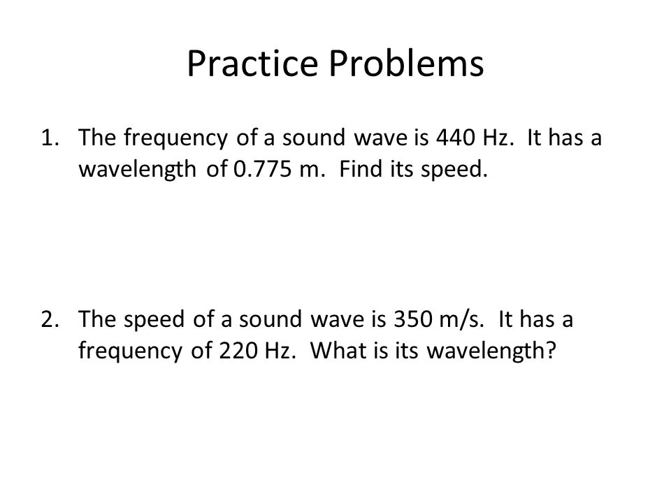 Waves Physical Science Goal ppt video online download